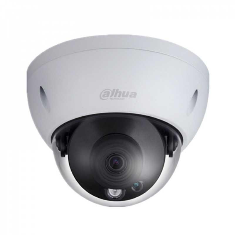 Cámara de Seguridad Domo IP 30m 8MP HDBW1831R-S Dahua 1201172303