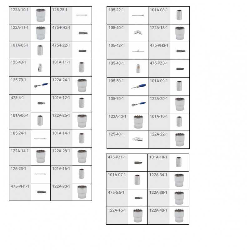 """Juego de Dados 1/4"""" y 1/2"""" Poligonales 53 Piezas Irimo 129A-53-4"""