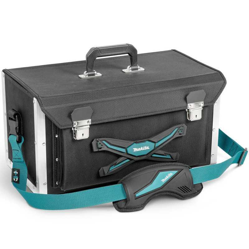 Bolso porta Herramientas Reforzado con Aluminio Makita E-05424