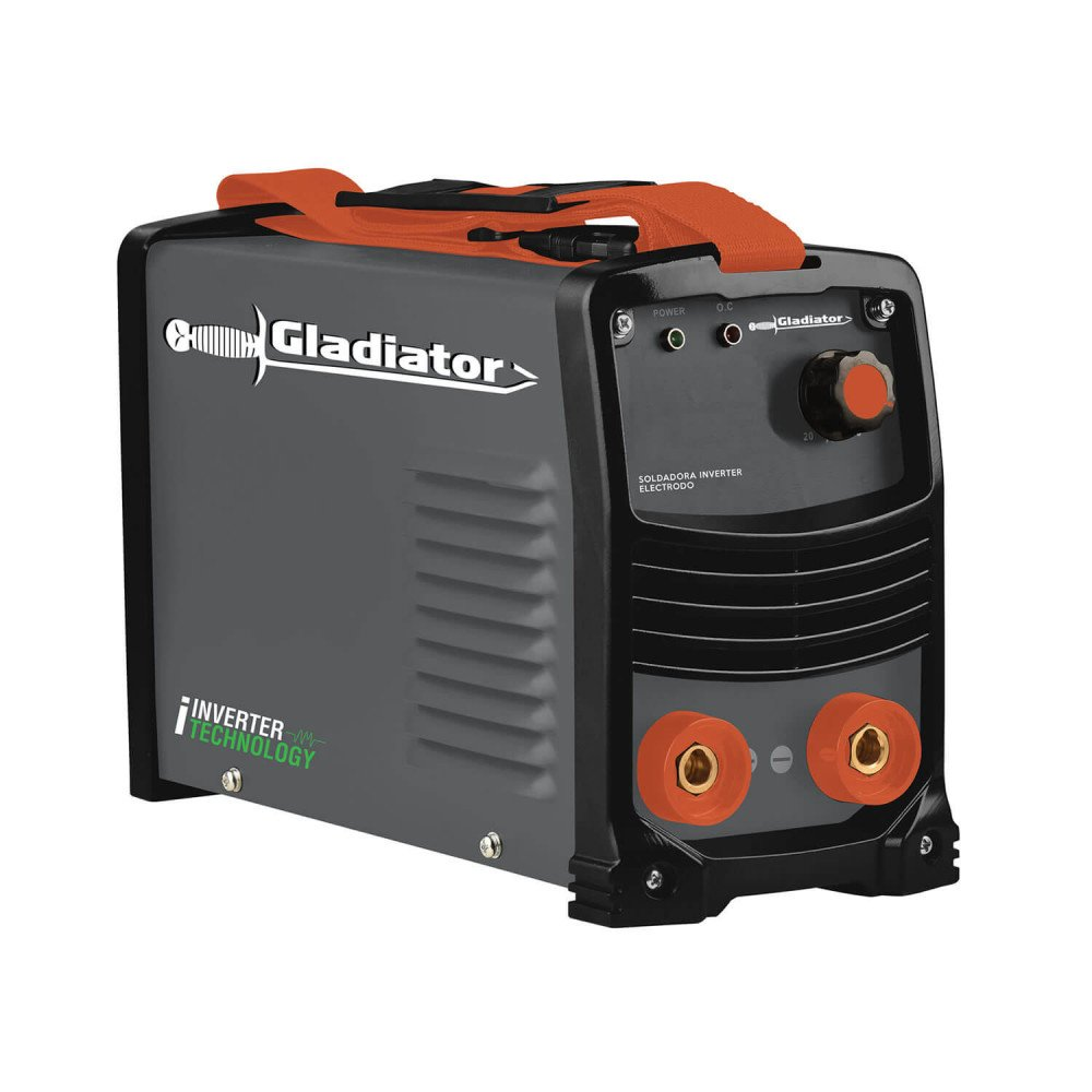 Soldadora  Inverter Arco Manual 200 amp IE 6200/8/220 Gladiator MI-GLA-054543