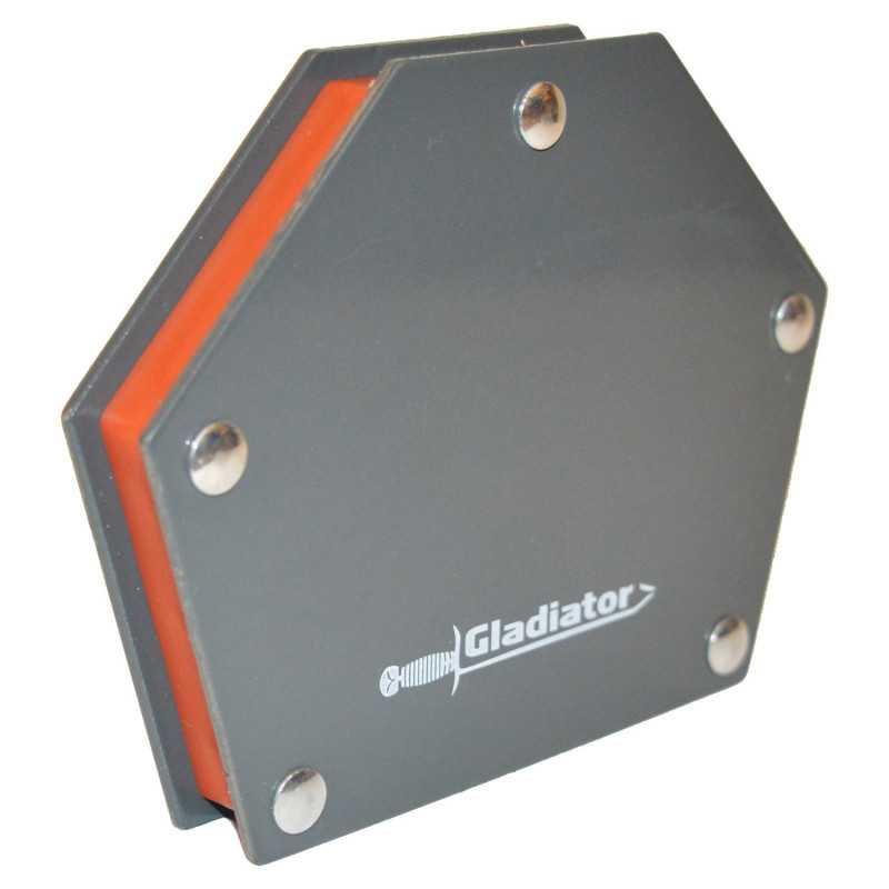Soldadora Inverter Arco Manual Gladiator 200 amp IE 7200/220+  Kit Escuadras Magnéticas Gladiator  MI-GLA-054547_KIT