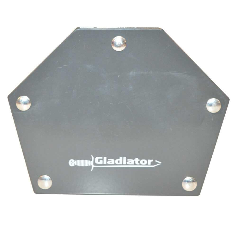 Kit Escuadras Magnéticas 3 pzs   Gladiator Kit_Escuadras