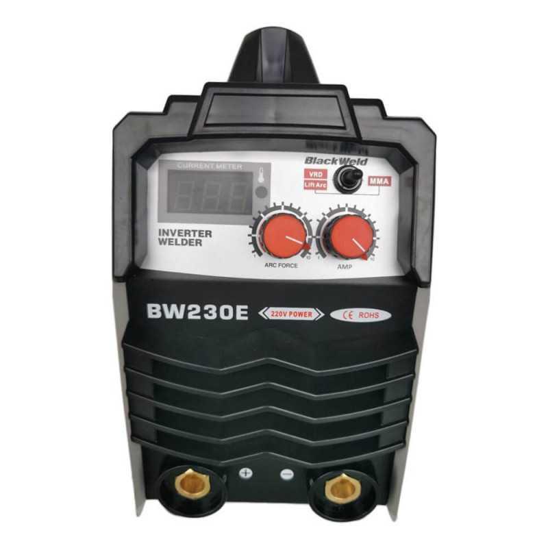 Soldadora Inverter 230A MMA/TIG Blackweld BW230E
