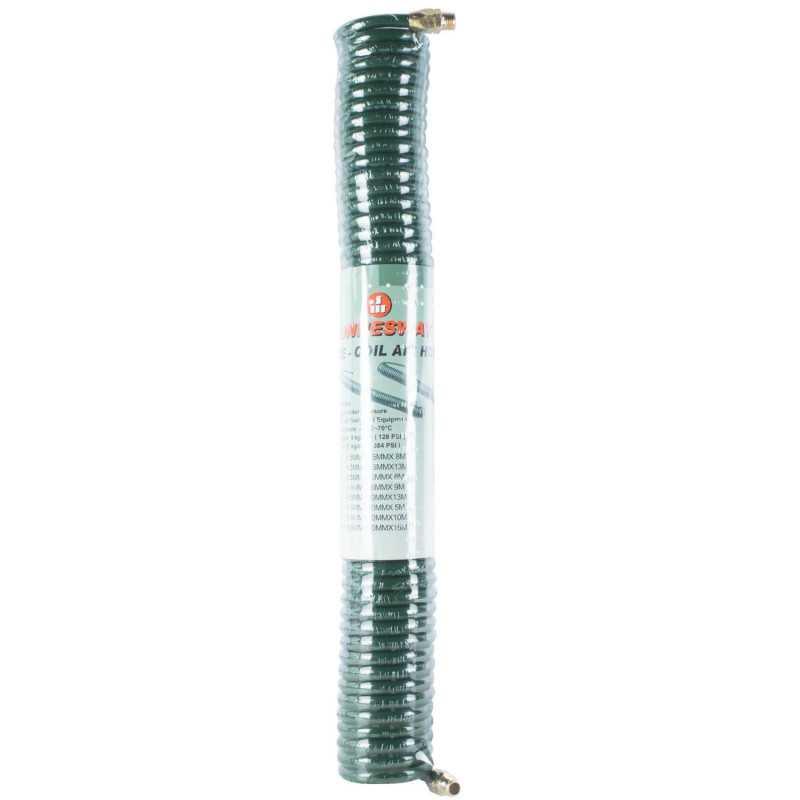 """Manguera de aire Comprimido Retráctil 6.5x10 mts 1/4"""" JAZ-7214V Jonnesway MI-JON-37400"""