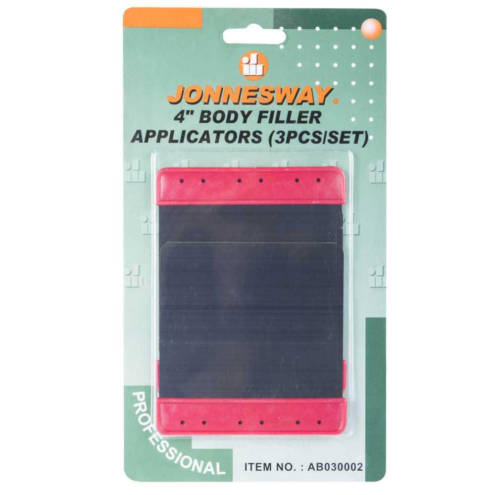 Juego Aplicador Masilla 3 Piezas AB030002 Jonnesway MI-JON-45109