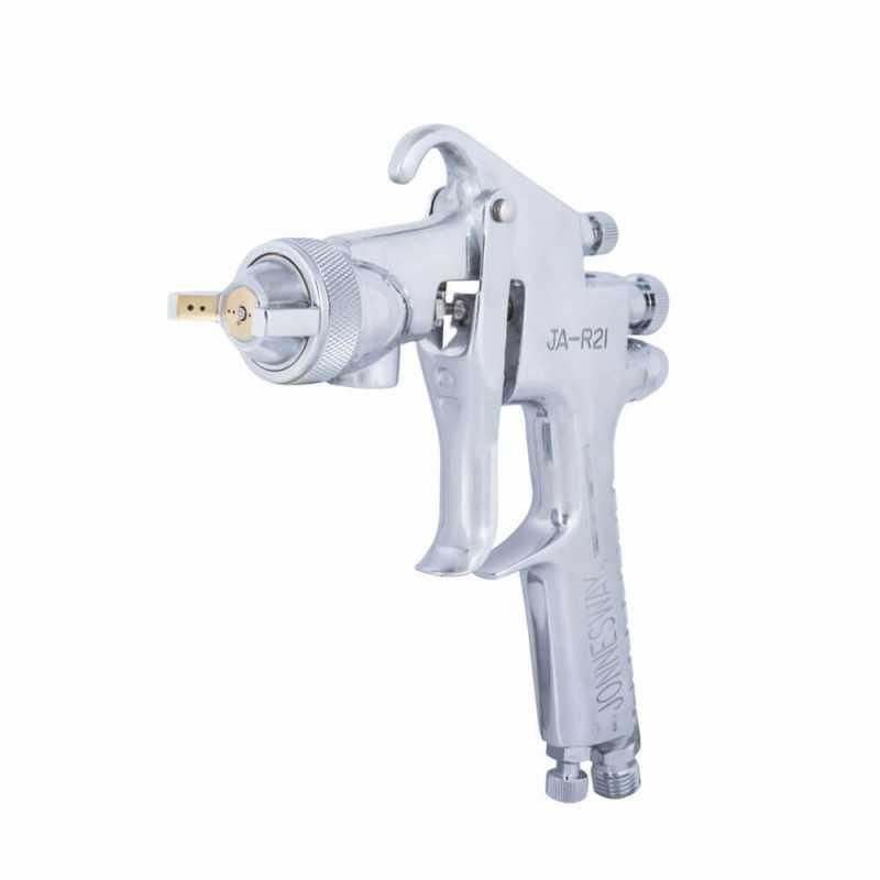 Pistola de Pintar Boquilla 1.3 mm 0.4 Lts JA-R21G Jonnesway MI-JON-22838
