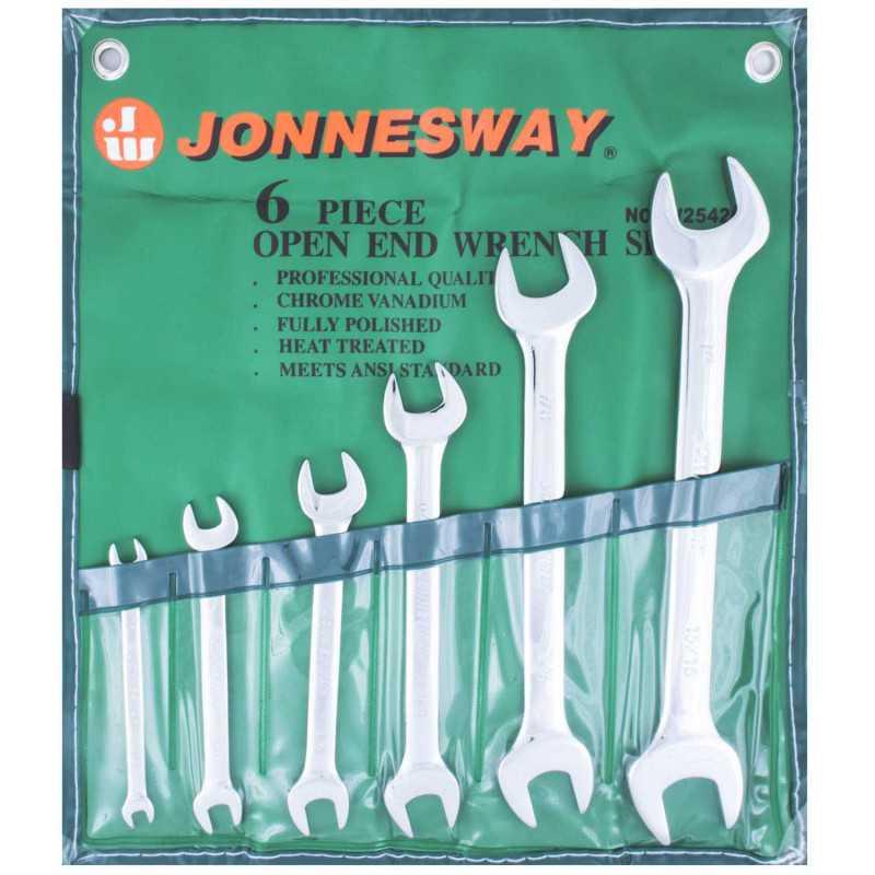 Juego de Llaves Punta Punta 6 Piezas W254206S Jonnesway MI-JON-37665