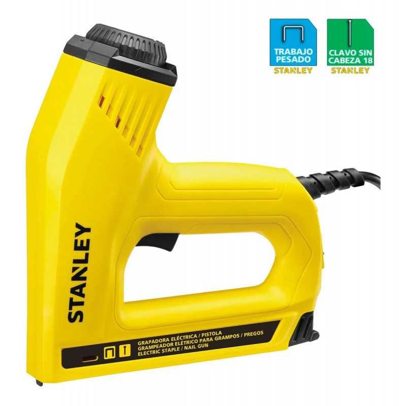 Engrapadora / Clavadora Eléctrica 220 V Stanley TRE550-B2C