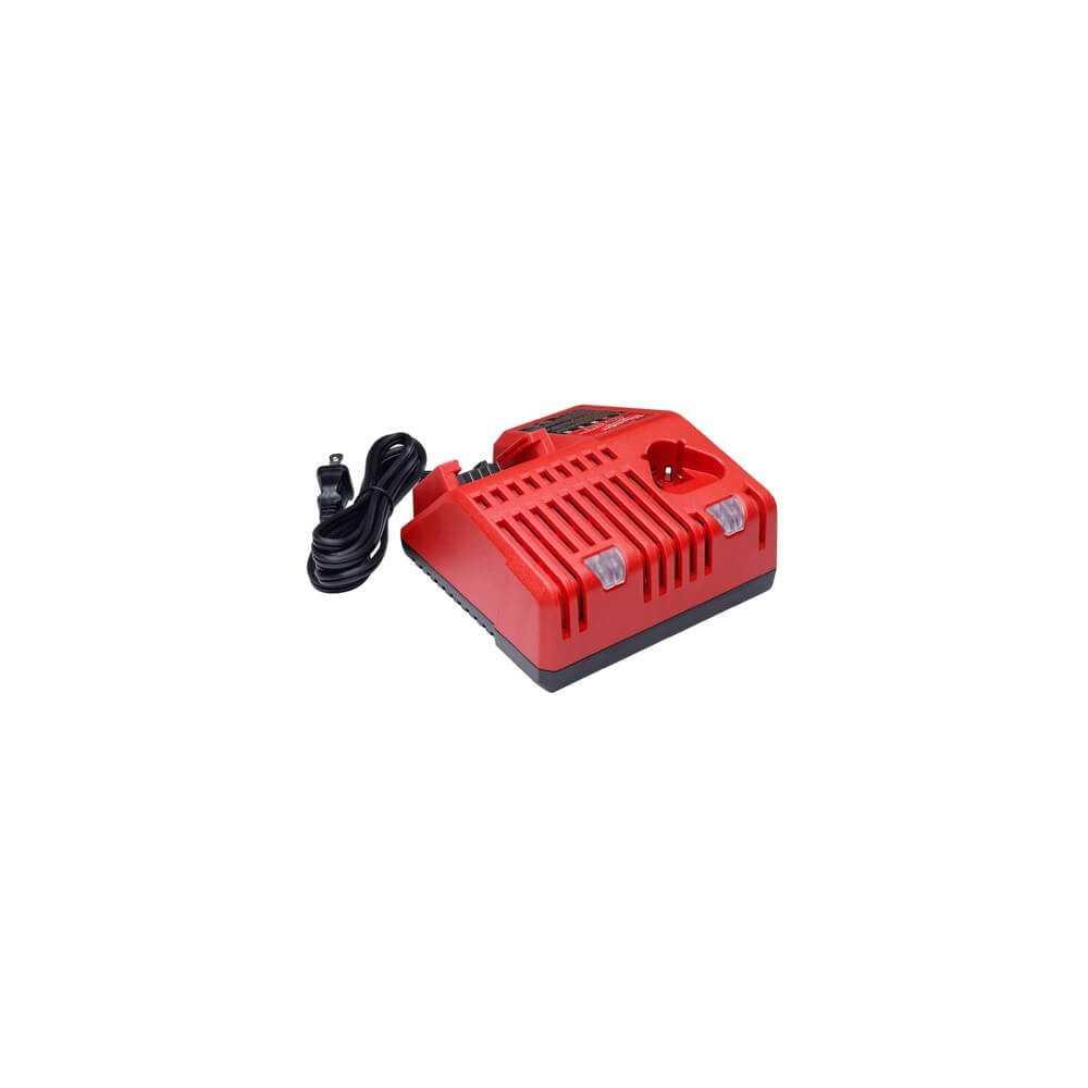 Kit Batería 18V 5.0Ah + Cargador Múltiple M18 y M12 Milwaukee 48-5950