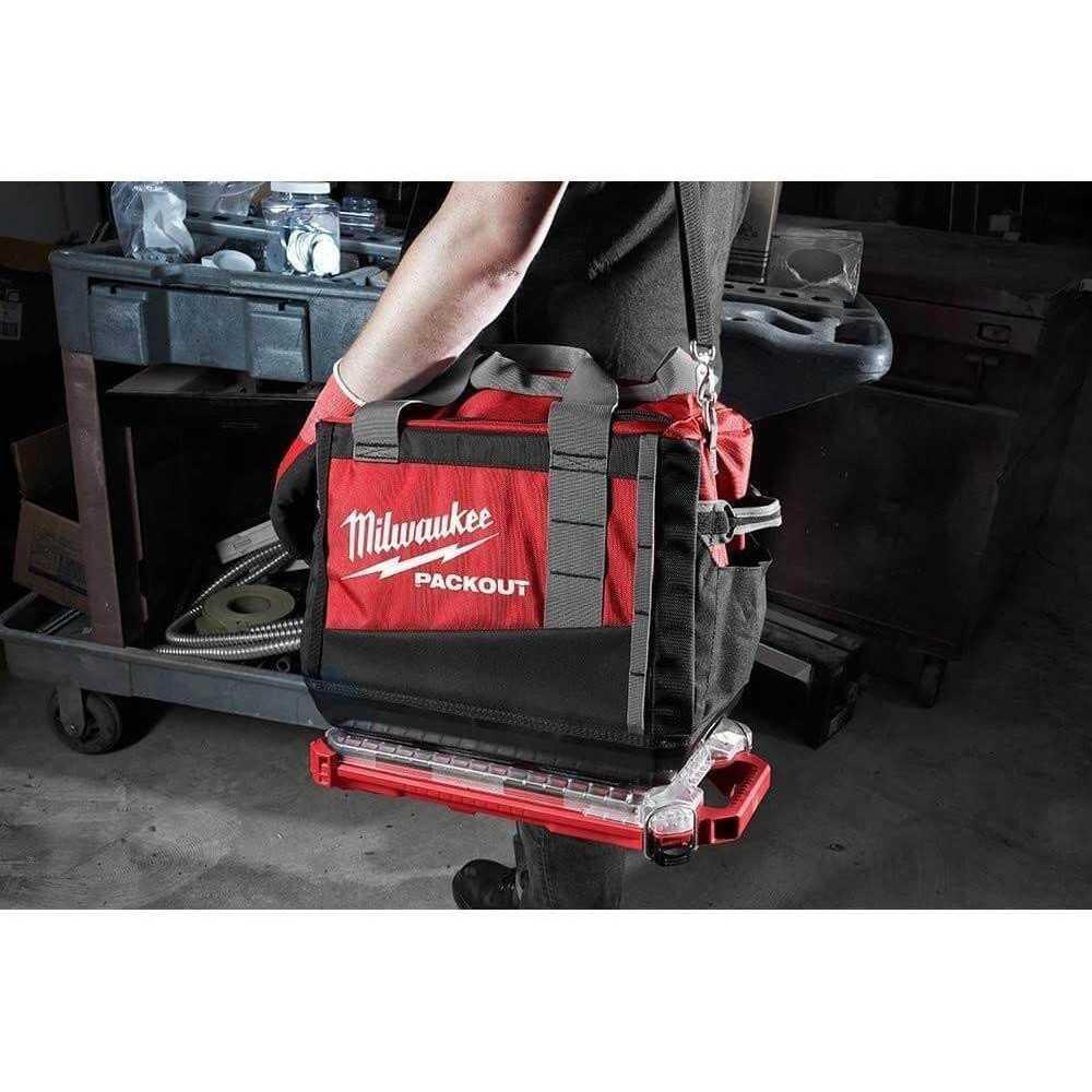 Organizador Compacto Perfil Bajo Packout Milwaukee 48-22-8436