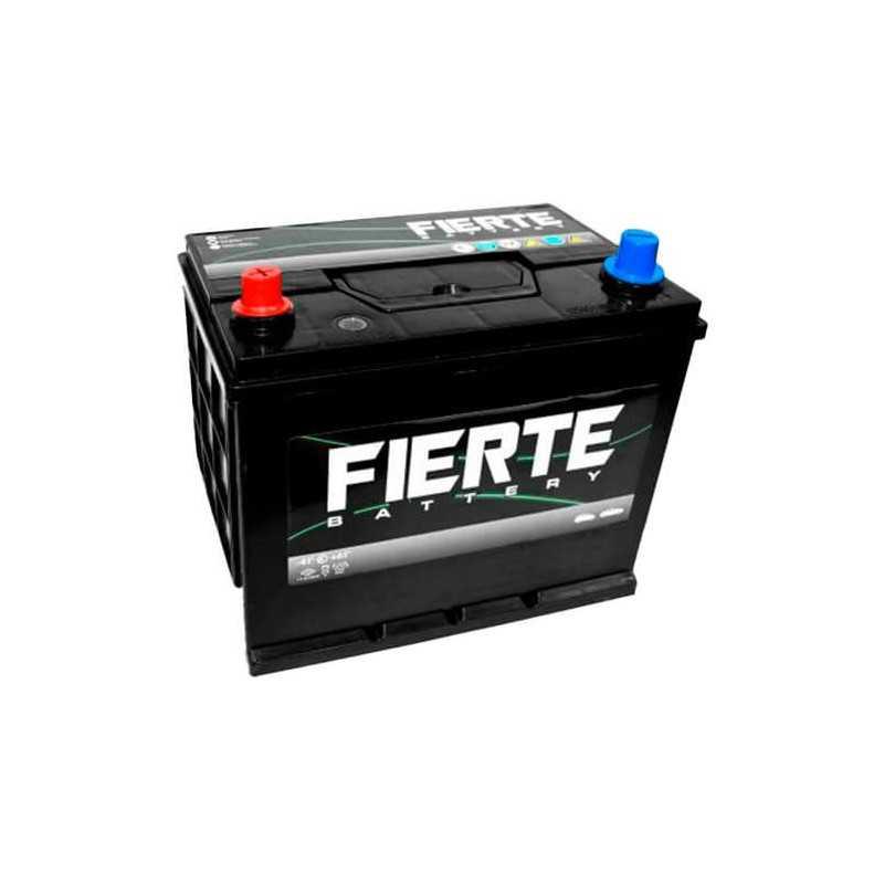 Batería de Auto 35AH Positivo Izquierdo CCA 255 NS40 Fierte 601226