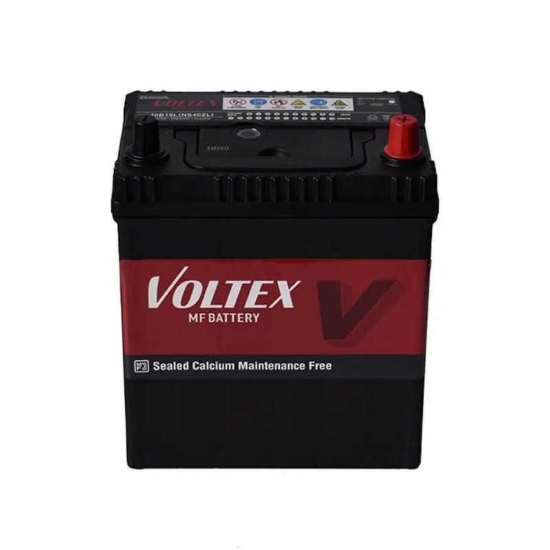 Batería de Auto 43AH Positivo Derecho CCA 400 54316 Voltex 601172
