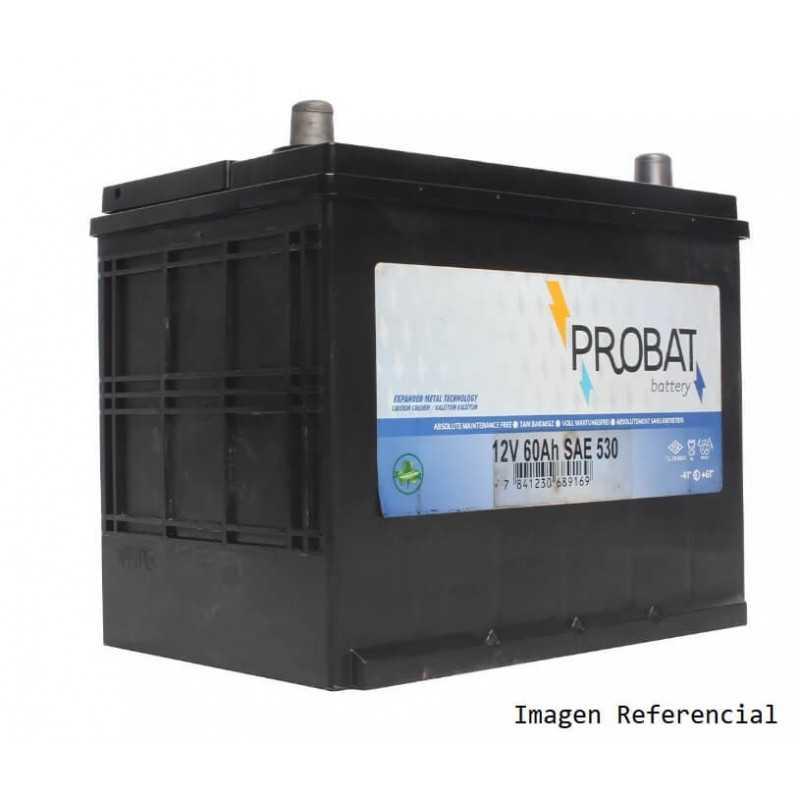 Batería de Auto 55AH Positivo Izquierdo CCA 340 55548 Probat 601261