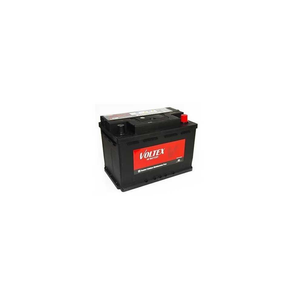 Batería de Auto 70AH Positivo Derecho CCA 600 NX110-5L Voltex 601159