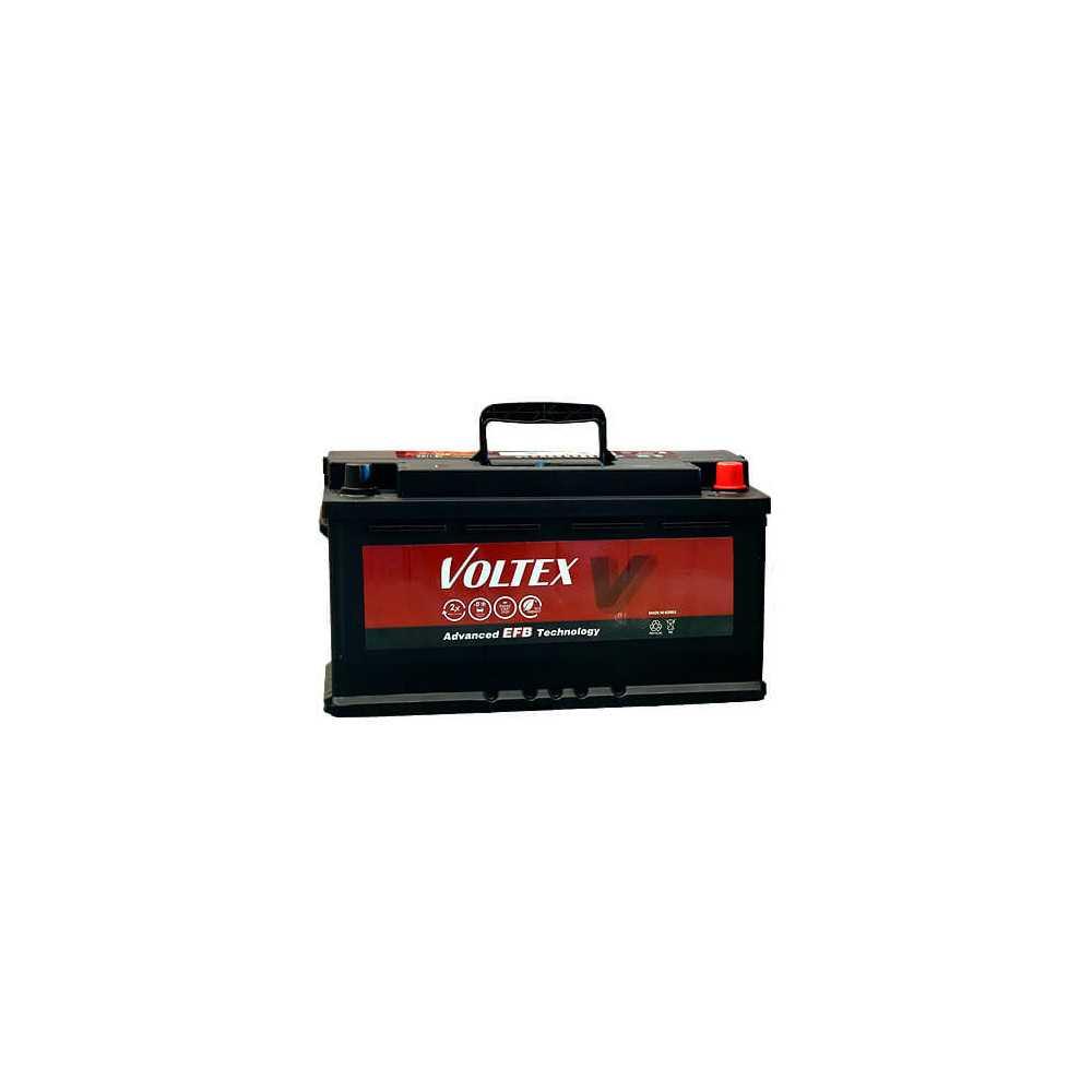 Batería de Auto 95AH Positivo Derecho CCA 900 EFB Start Stop EC95 Voltex 601246