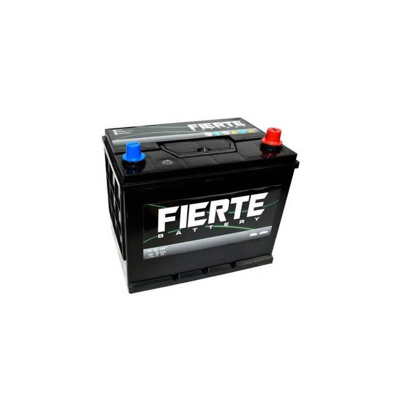 Batería de Auto 100AH Positivo Derecho CCA 790 60044 Fierte 601218