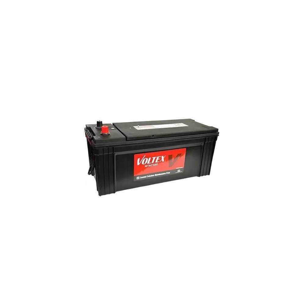 Batería de Auto 100AH Positivo Izquierdo CCA 830 N100R Voltex 601177