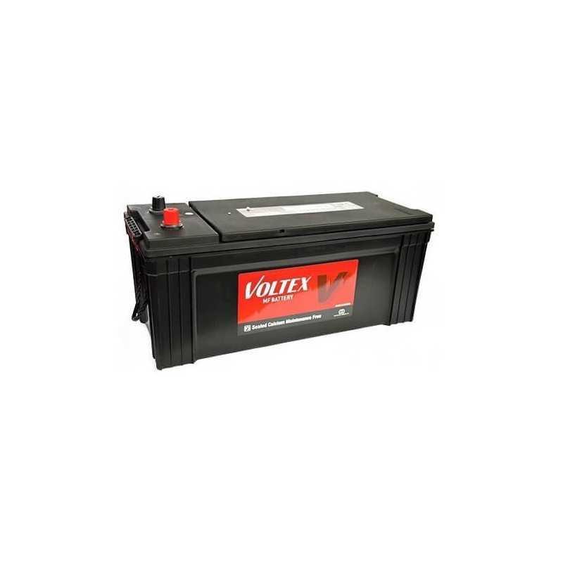 Batería de Auto 120AH Positivo Izquierdo CCA 870 N120 Voltex 601155