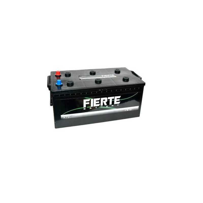 Batería de Auto 150AH Positivo Izquierdo CCA 965 N150 Fierte 601206
