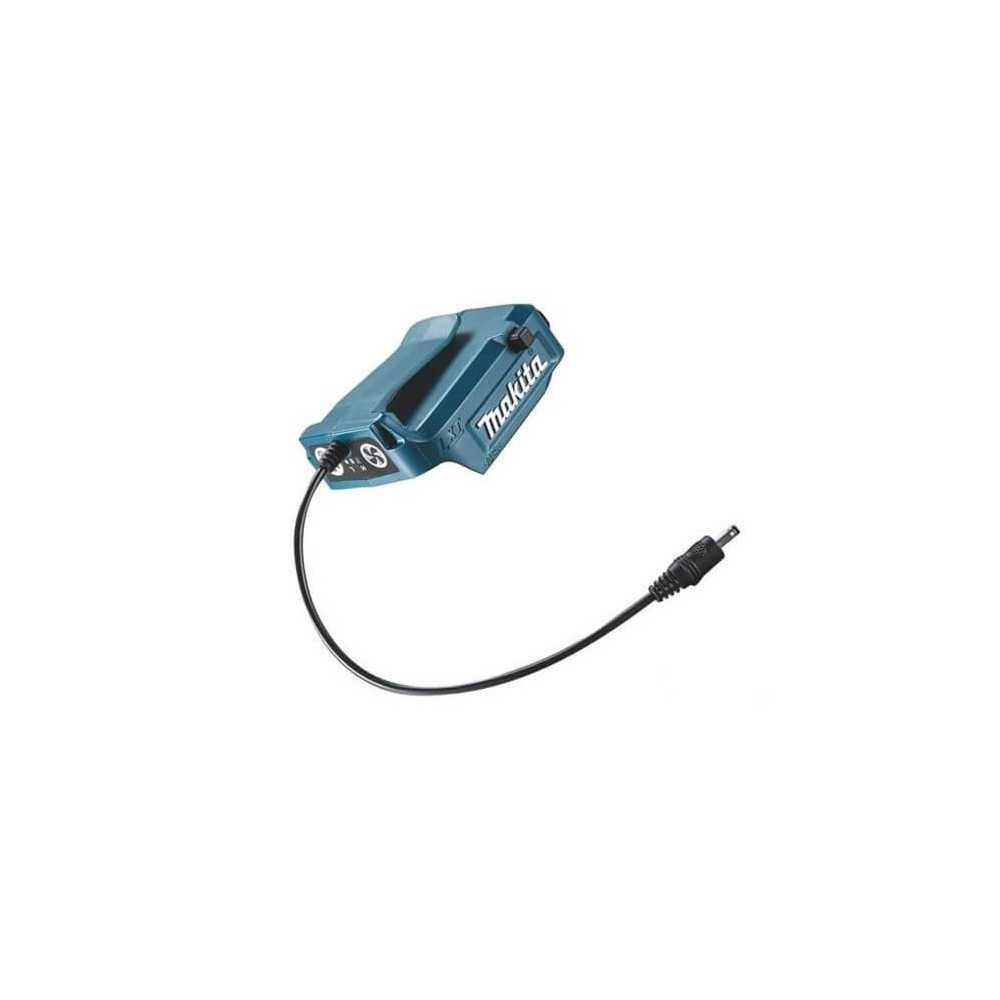 Adaptador de Batería Para Ventiladores 18V (Sin Batería) Makita 198732-2