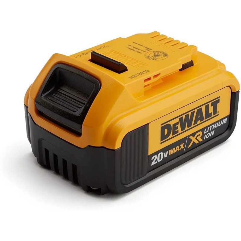 Batería Ion de Litio 20V 4Ah DeWalt DCB204-B3