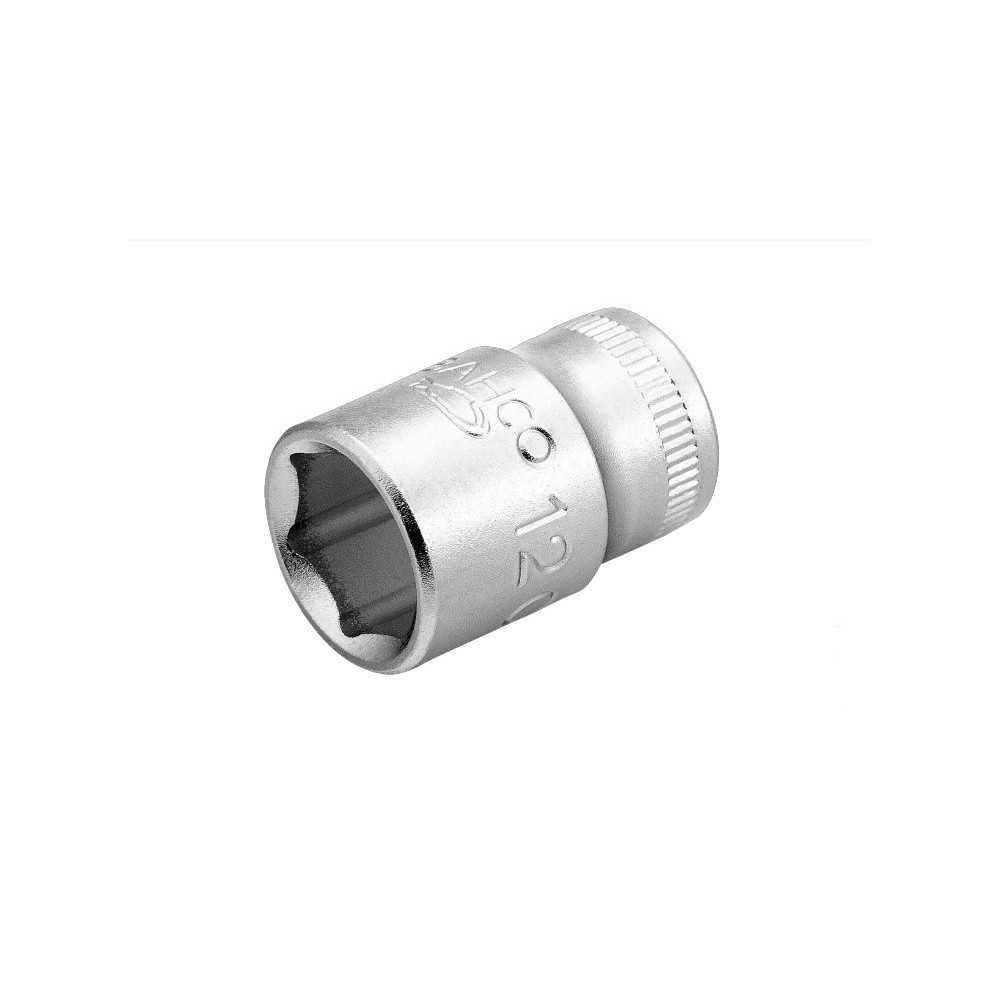 Dado Con Cuadradillo de 1/4'' Con Perfil Hexagonal de 6 mm Bahco SBS60-6