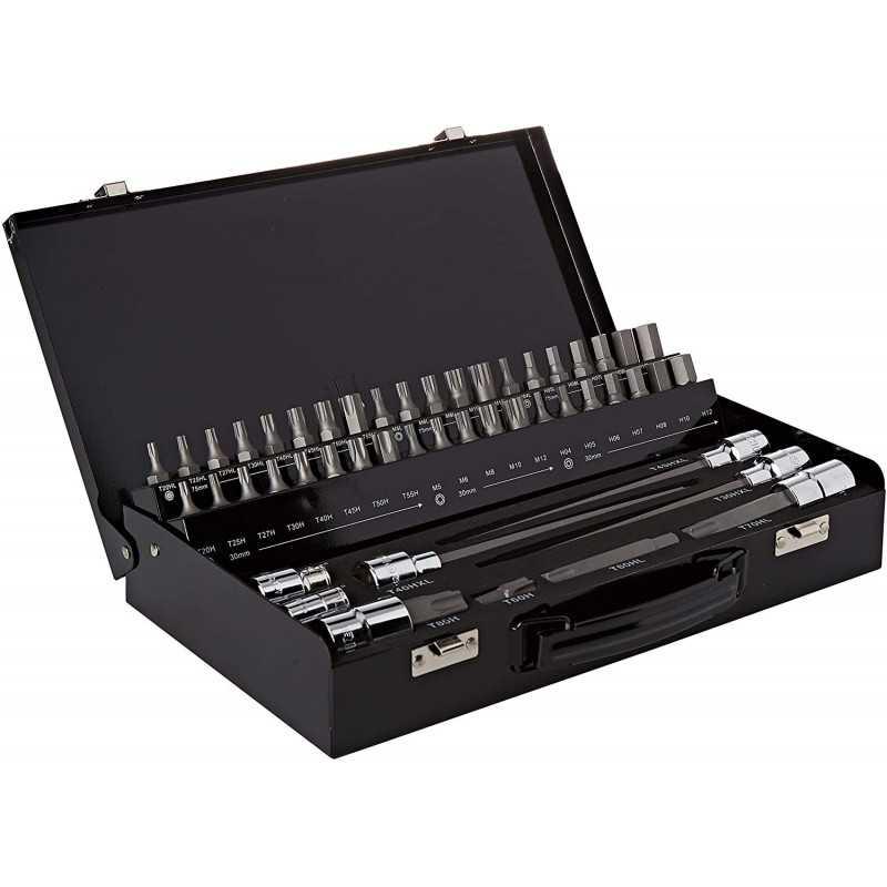 Juego de Puntas 10mm 49 piezas Irimo T49