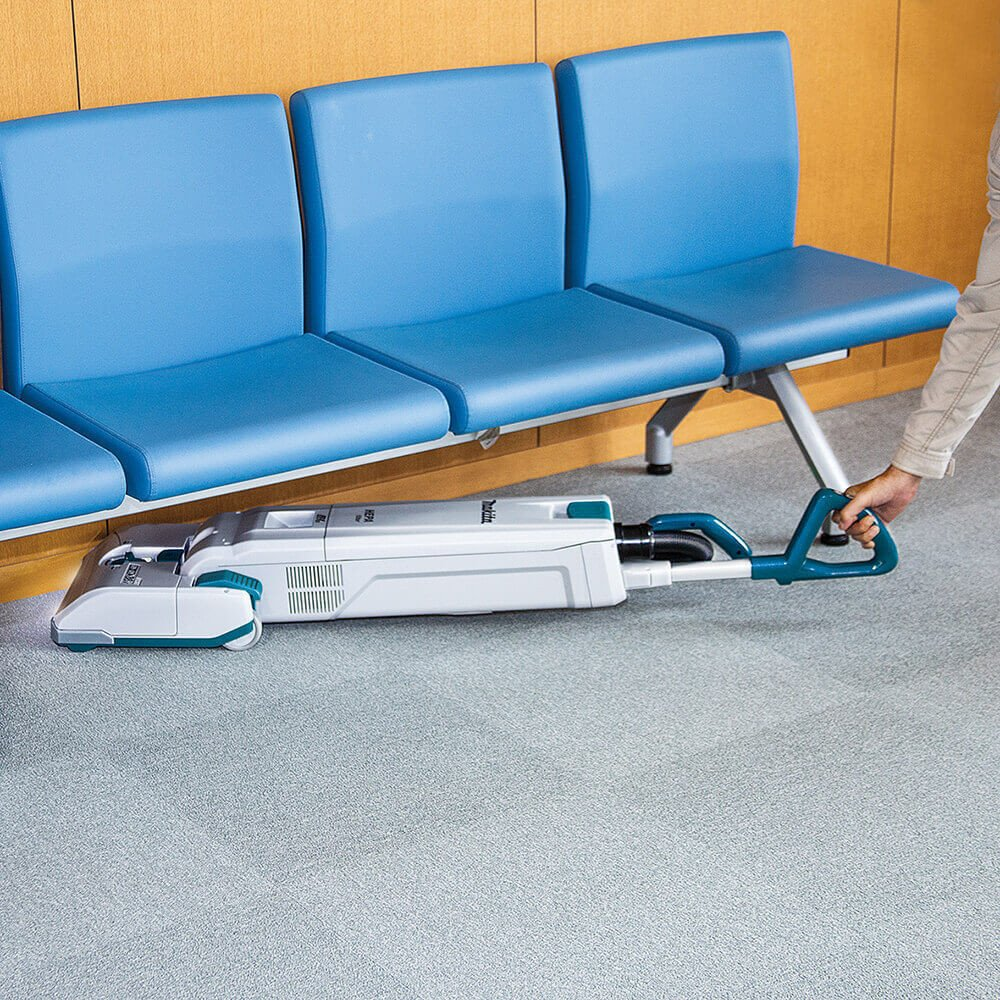 Aspiradora Inalámbrica Vertical 18Vx2 36V Sin Bateria ni cargador Makita DVC560Z