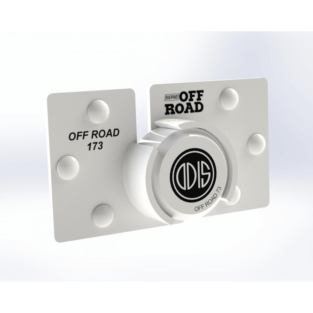 Candado VanLock Linea-Off Road 173 Blanco Odis CAN0000917