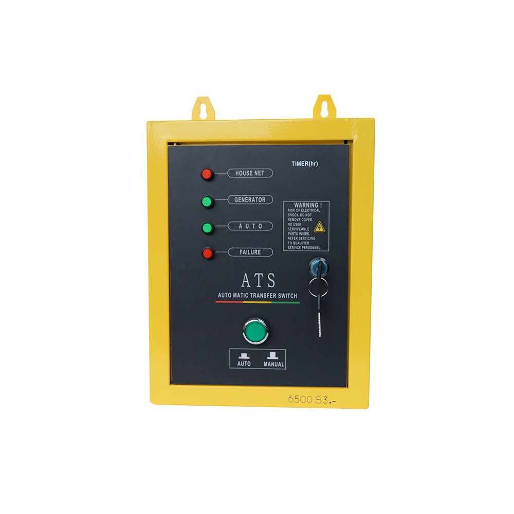 ATS - Tablero de Transferencia Automática ATS6500S3 Sds Power MI-SDS-049623