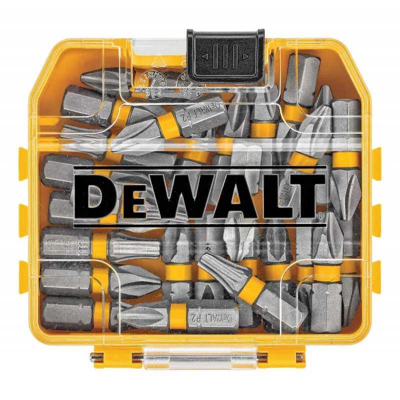 Juego de Puntas Para Atornillar 110 Piezas Maxfit DeWalt DWAMF110