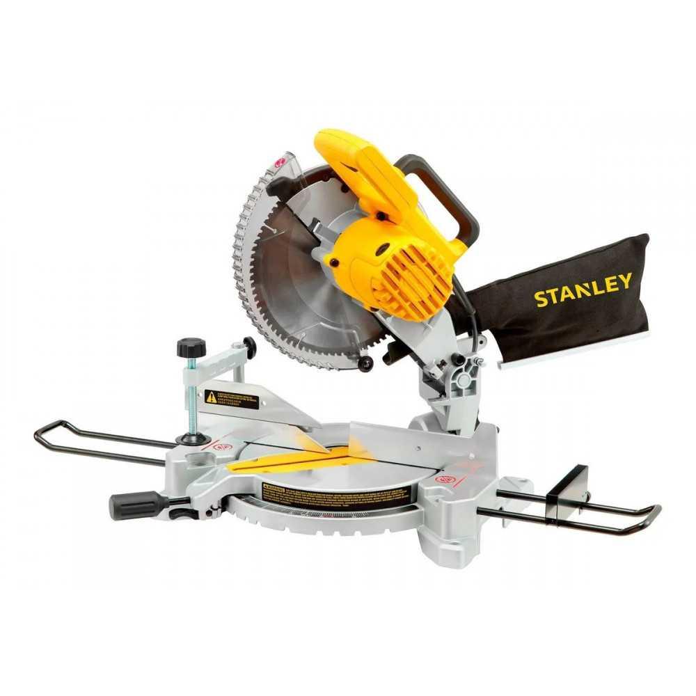 Kit Inalámbrico Sierra Ingleteadora 1650w + Taladro 12v + 1 batería Stanley SM16-PROMO