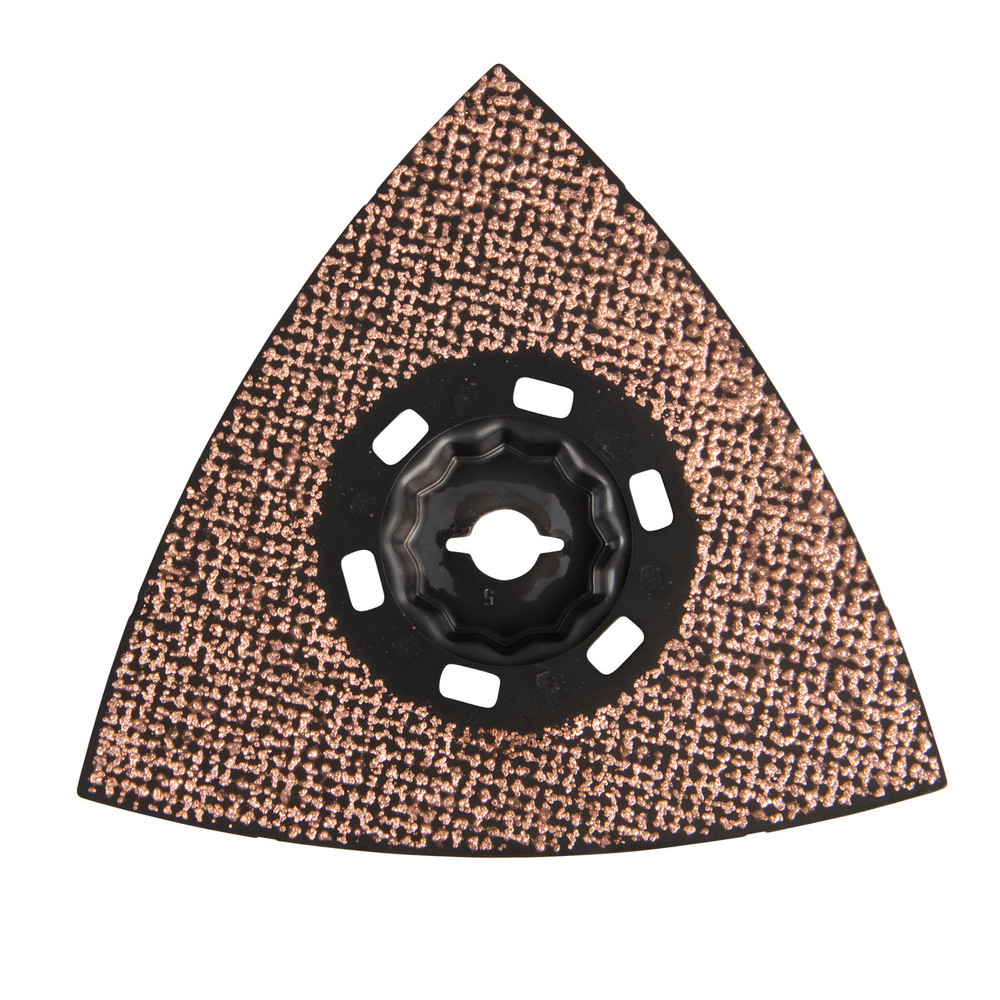 Placa de lijado grano 60 116mm Starlock Max MAM017 Makita B-66575