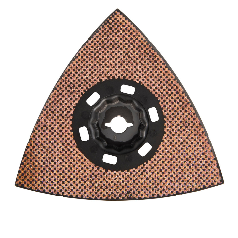 Placa de lijado grano 100 116mm Starlock Max MAM018 Makita B-66581