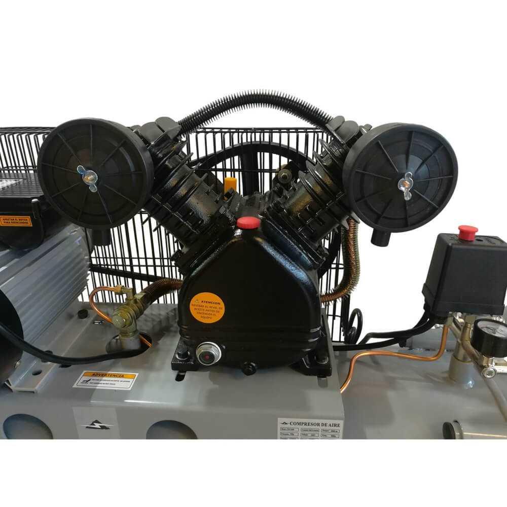 Compresor de Aire 3hp 200 lts en V CEV3200 Everest MI-EVE-053166