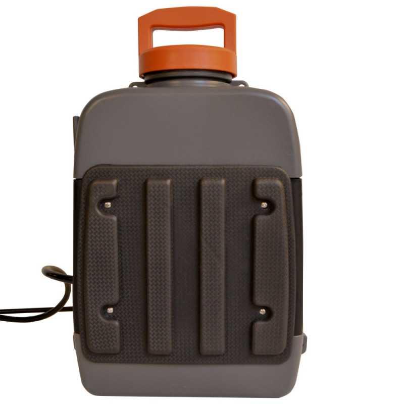 Kit Fumigador + Llave de impacto + Inflador + Batería Gladiator COMBO-8