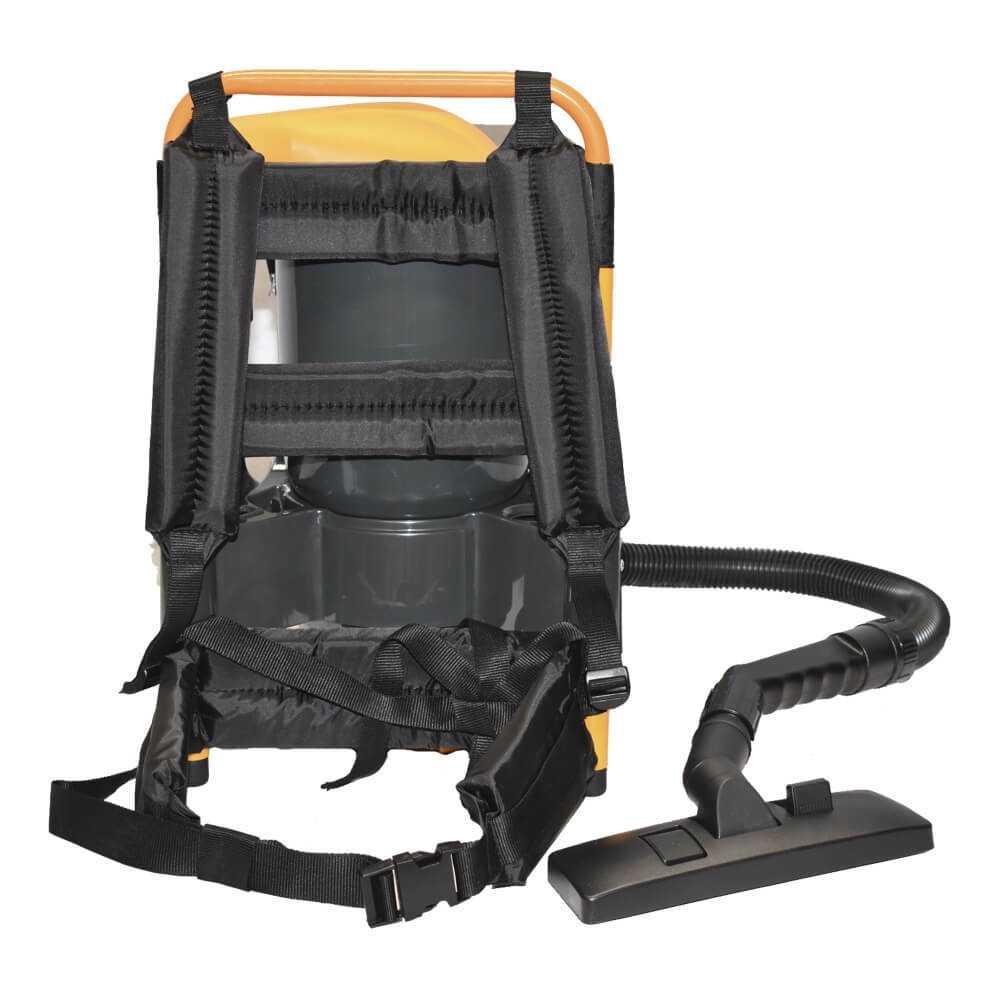 Aspiradora mochila 5 lts 1000W 220V Ergo BXC1A Glanz 108000BXC1A