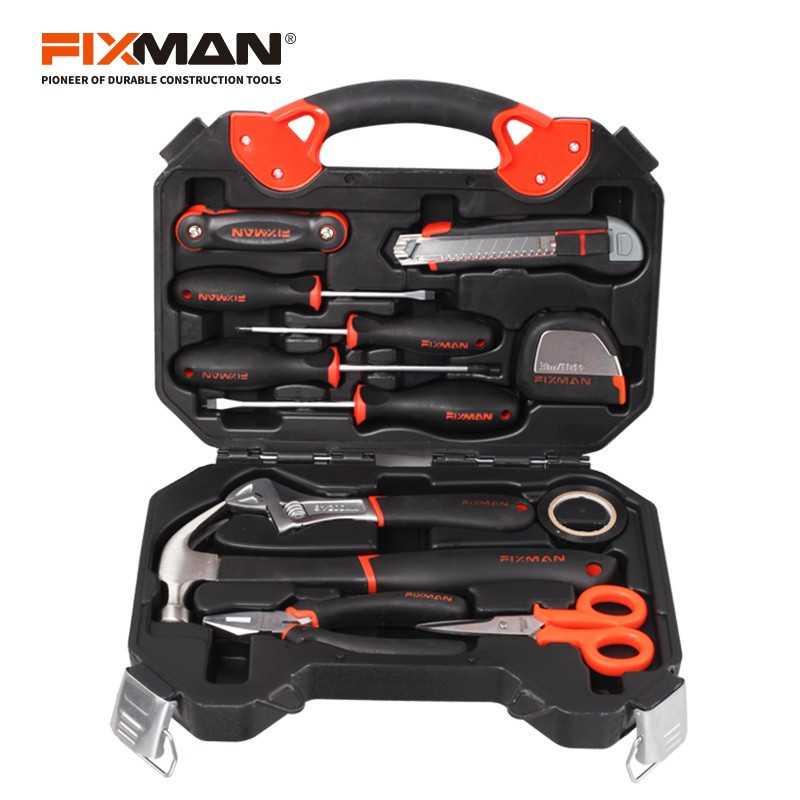 Set Herramientas Manuales 12 piezas Fixman BT12