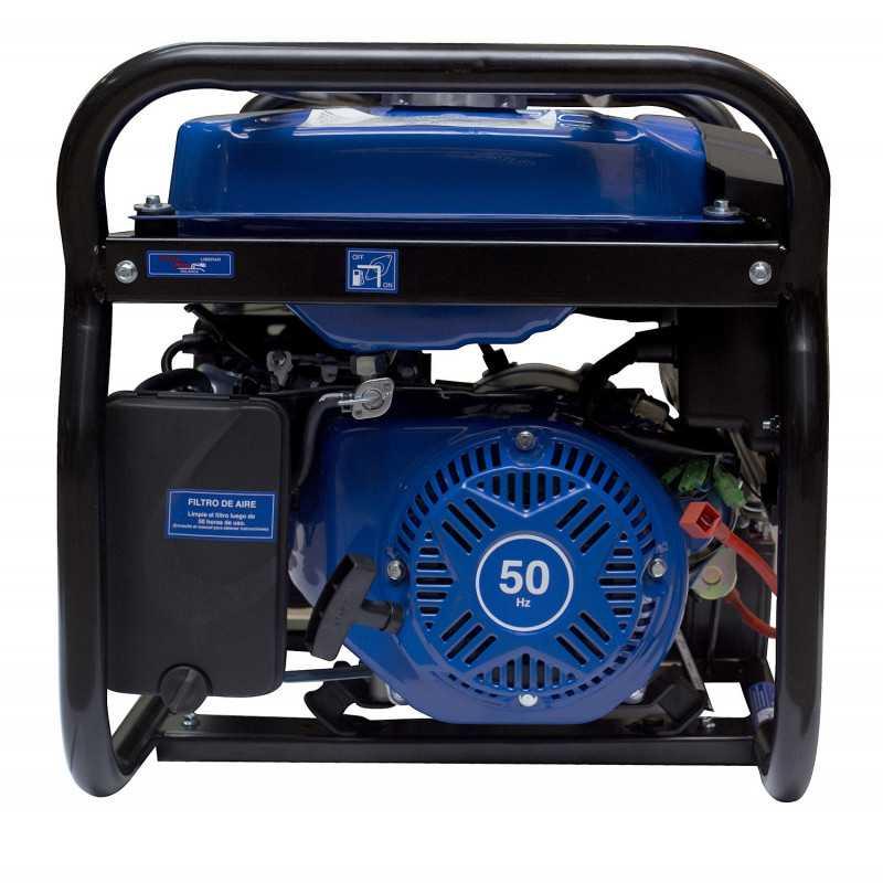 Generador Eléctrico Gasolina 6/6,5 Kw/Kva Partida eléctrica monofásico Abierto HYUNDAI 82HYG9250E