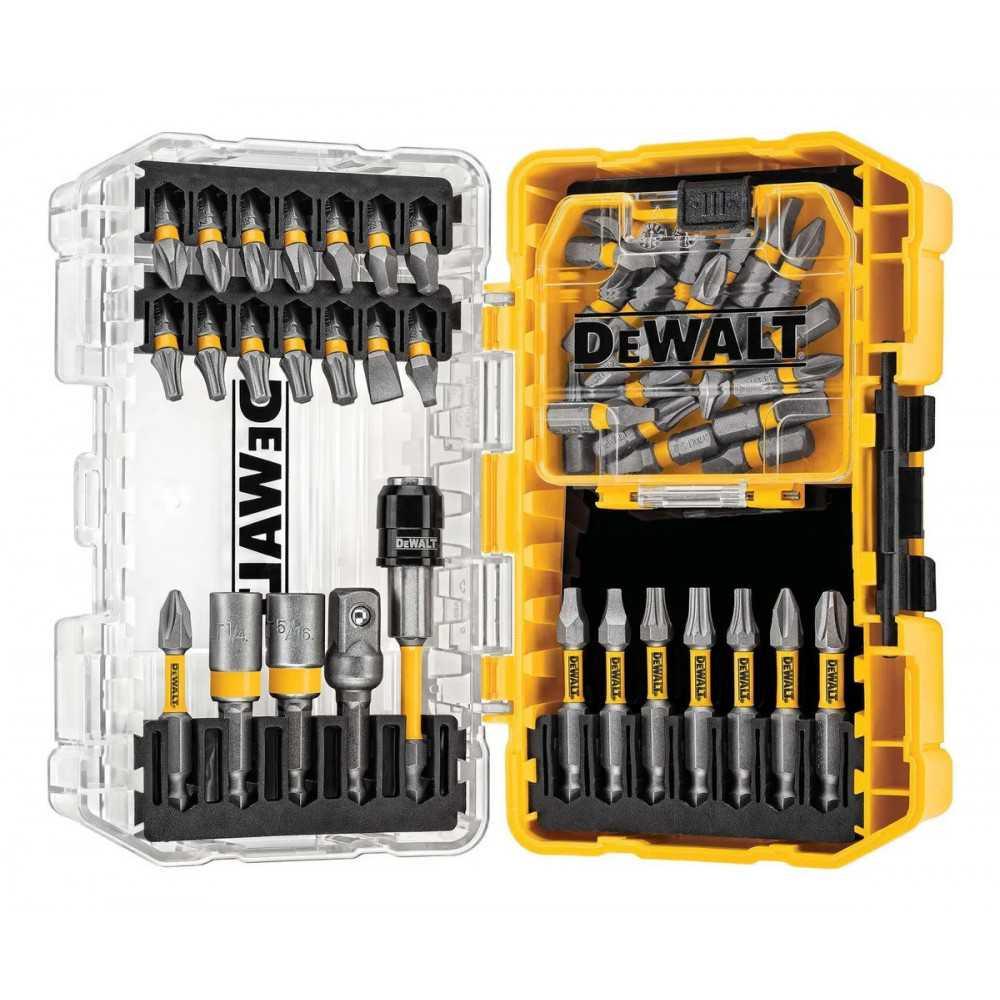 Set Atornillar MAXFIT 50 Piezas DeWalt DWAMF50