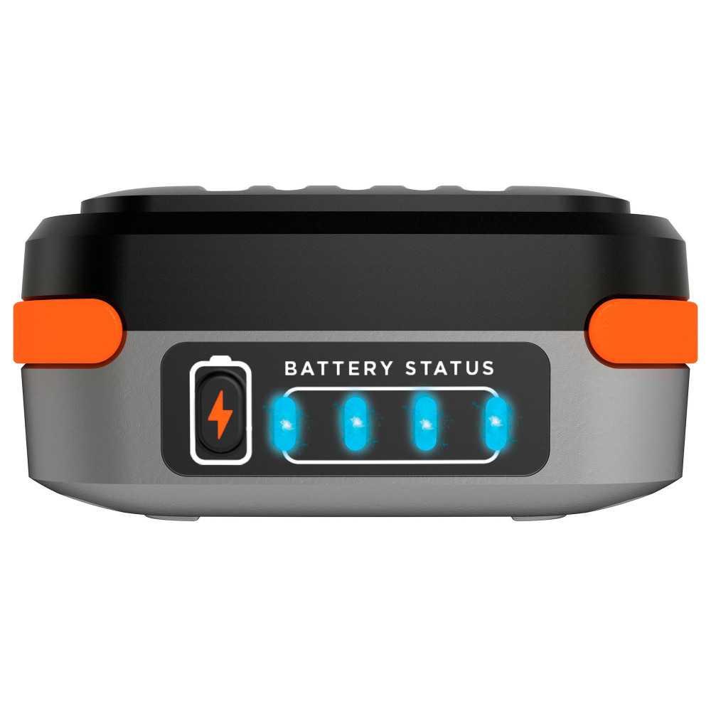 Batería Iones de litio Gopack 12V 2.4Ah Black&Decker BCB001K-B3