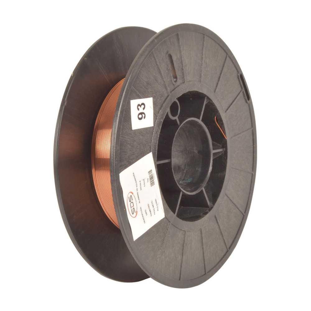Alambre 1 Kilo 0,8 MM E70-S Sds Power RI-SDS-052292