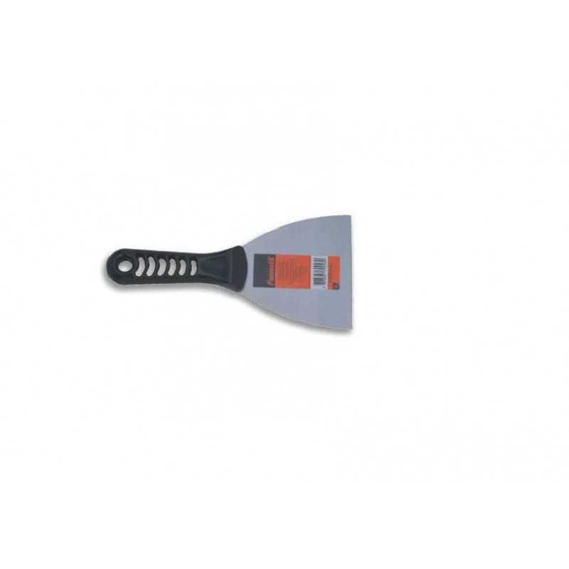 Espátula de Acero Mango Plástico Modelo Económico 8 cm Famastil HKDD-012