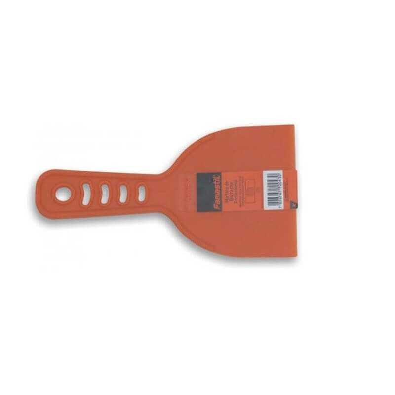 Espátula Plástica Lisa 10 cm Famastil HKBP-012