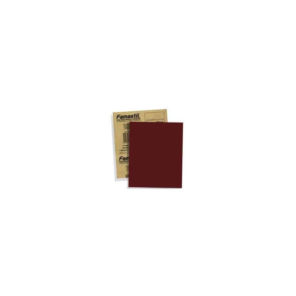 Lija para Masilla y Madera G80 Famastil HKFG-050