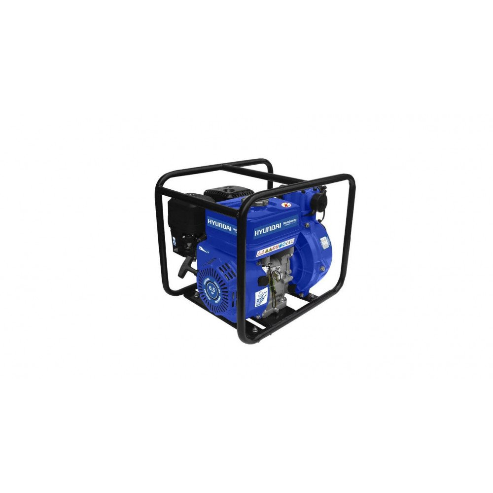 "Motobomba Gasolina 2""x2"" Partida Manual Alta presión HYUNDAI 82HYTF50C"