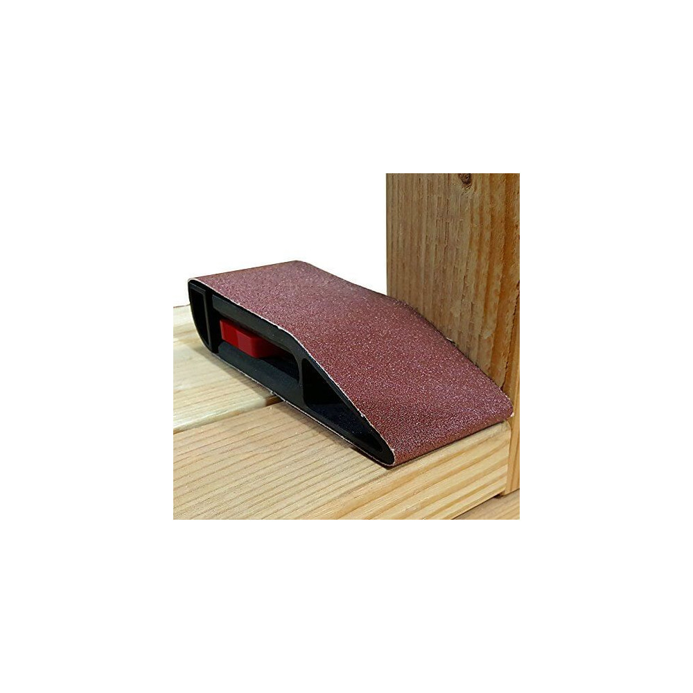 Lijadora Manual SandDevil2.5 Milescraft 1604
