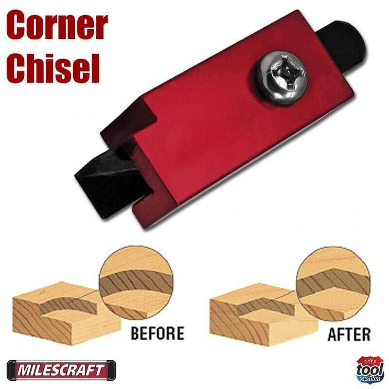 Cincel para corte de esquinas CornerChisel Milescraft 2220