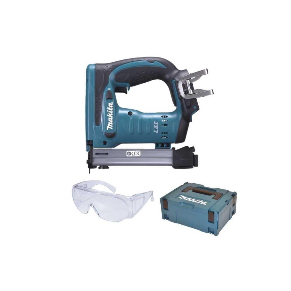 Engrapadora Inalambrica 18V Makita DST221RFE
