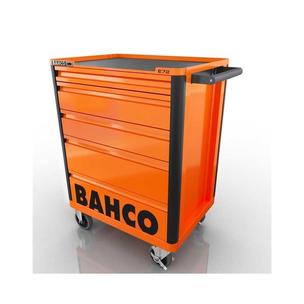 Carro Porta herramientas 5 cajones Bahco 1472K5
